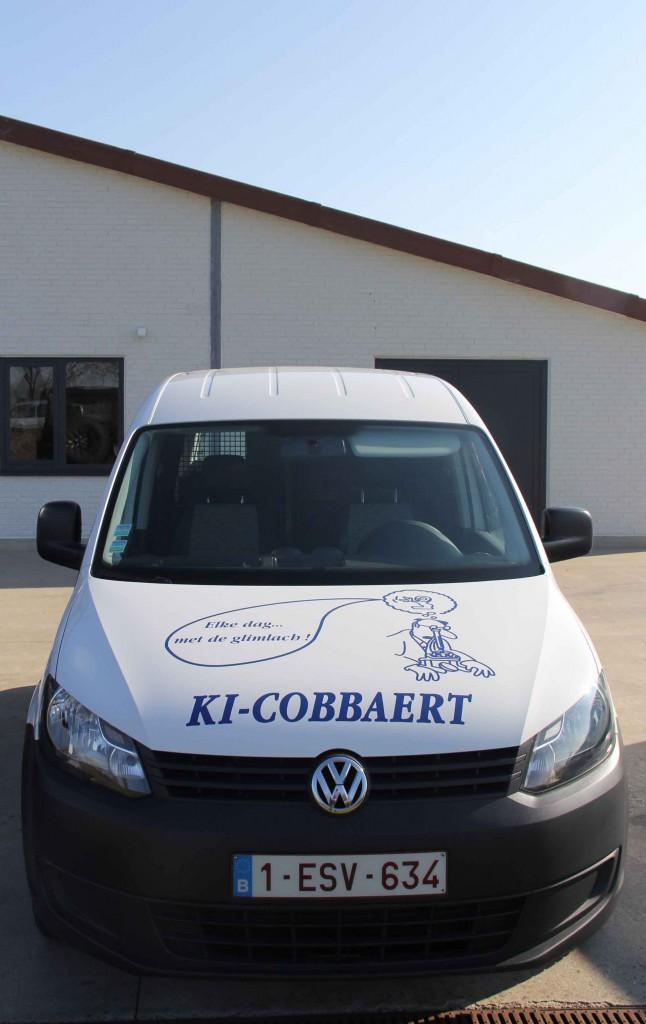 KI Cobbaert Camionette